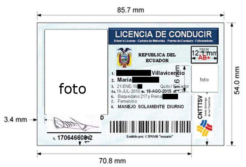 Licencias no profesionales tipos a b y f requisitos for Tipos de licencias para bares